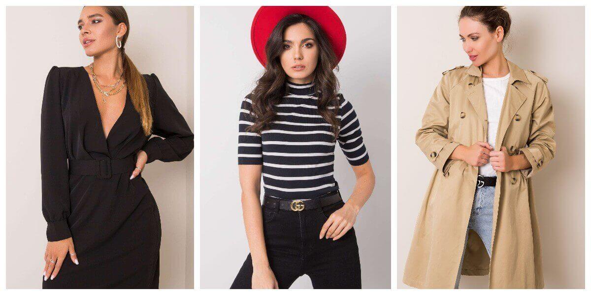 Francuski styl ubierania