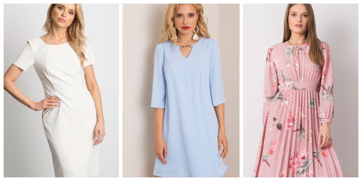 Hurtownia online sukienek na komunię