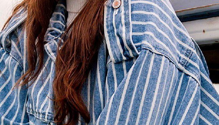 Damskie kurtki jeansowe