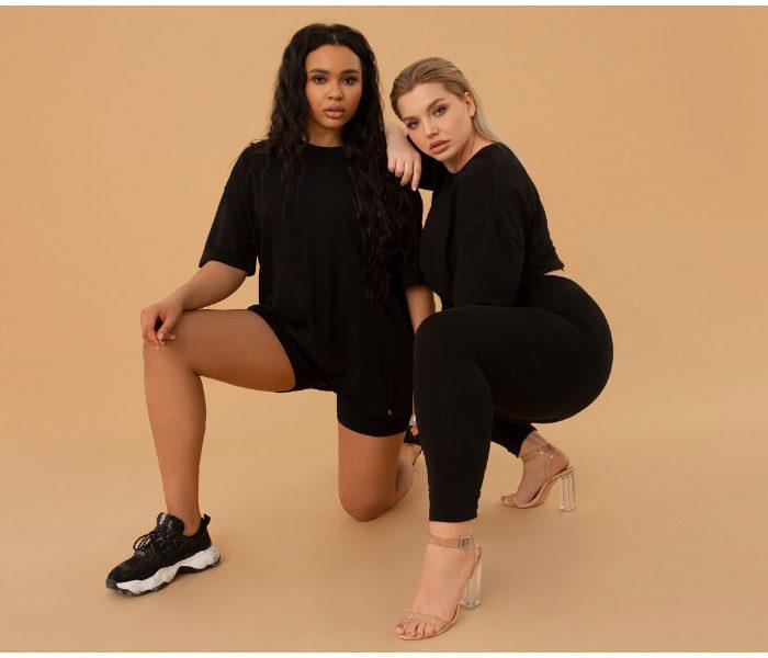 Legginsy basic w hurtowni odzieży damskiej – najniższa cena na rynku