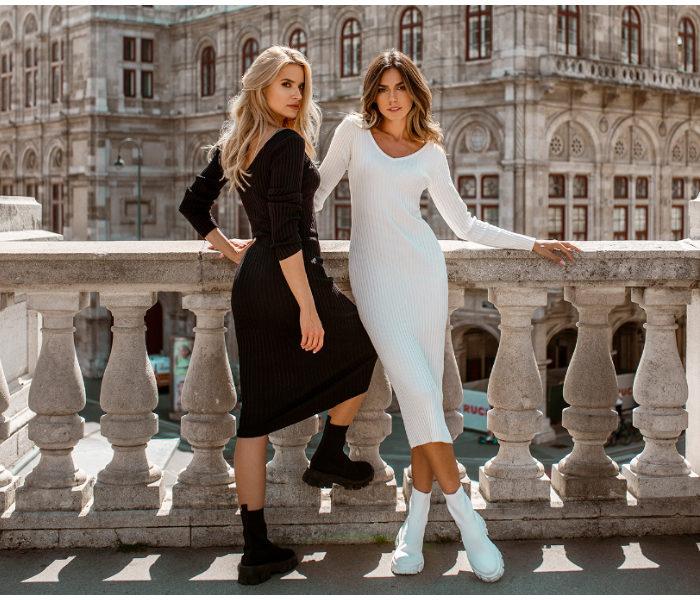 Sukienki maxi w hurcie – przegląd dostępnych modeli